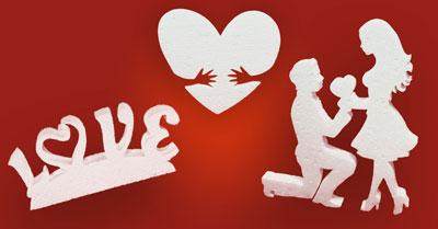 Декор к Дню Влюбленных