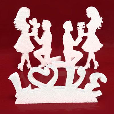 Украшения на день св Валентина