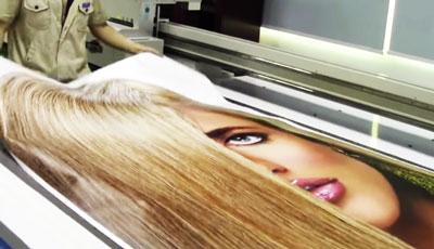 широкоформатная печать +на пленке