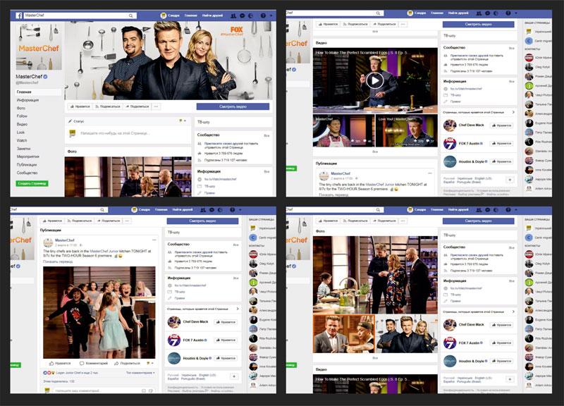 Рекламная кампания в Фейсбук